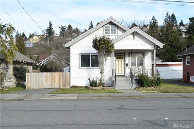 Renton Single Family Home For Sale: 512 Williams Ave S