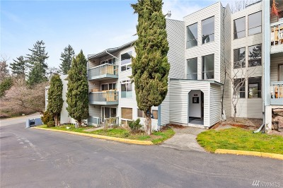 Tukwila Condo/Townhouse For Sale: 15142 65th Ave S #413