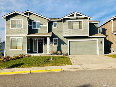 Puyallup Single Family Home For Sale: 11515 175th St E