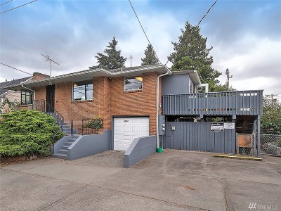 Seattle Multi Family Home For Sale: 2511 S Graham St