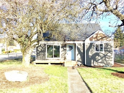 Tacoma Single Family Home For Sale: 6401 Fife St
