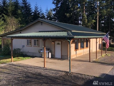 Winlock Single Family Home For Sale: 736 Avery Rd W