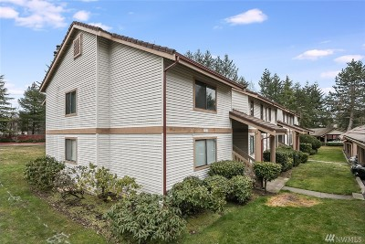 Renton Condo/Townhouse For Sale: 17418 119th Lane SE #G2