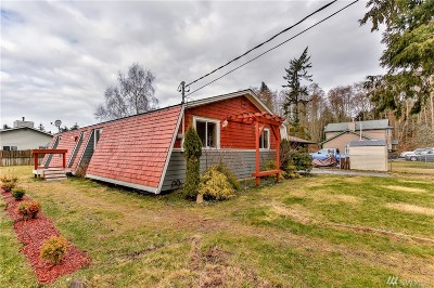 Coupeville Single Family Home For Sale: 1112 Dewey Dr
