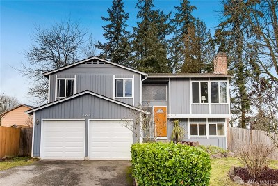Bothell Single Family Home For Sale: 407 224th St SW