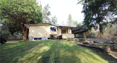 Medina Single Family Home For Sale: 2431 Evergreen Point Rd