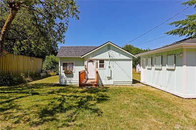 Port Orchard Single Family Home Pending Inspection: 4222 W Pleasant St