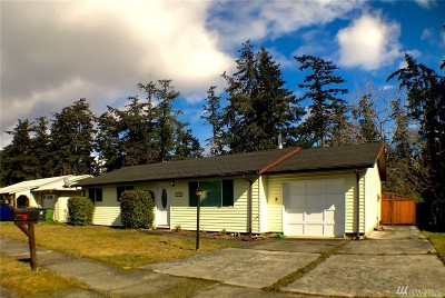Oak Harbor Single Family Home Sold: 926 NW Anchor Dr