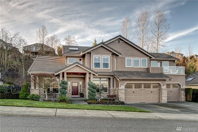 Puyallup Single Family Home Contingent: 16518 139th Ave E