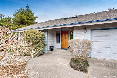 Edmonds Single Family Home For Sale: 1106 10th Ave N