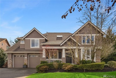 Sammamish Single Family Home For Sale: 20611 NE 25th Ct