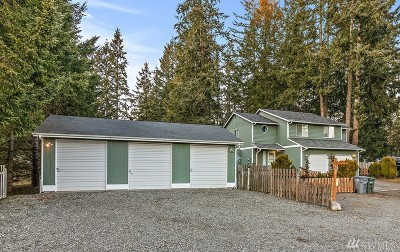 Puyallup Multi Family Home For Sale: 7415 156th St E