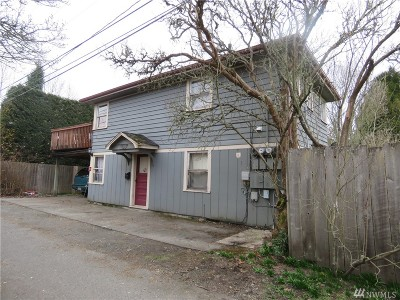 Centralia Multi Family Home For Sale: 317 Iron St