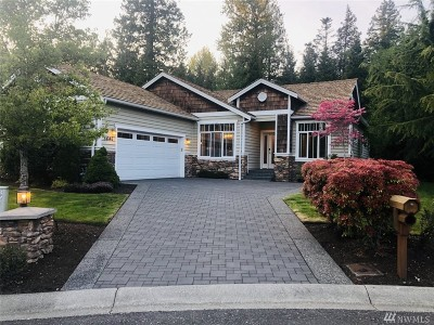 Blaine Single Family Home For Sale: 5446 Tanager Rd
