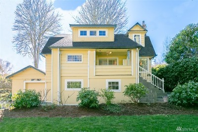 Olympia Single Family Home For Sale: 415 Maple Park Ave SE