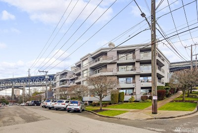 Seattle Condo/Townhouse For Sale: 3100 Fairview Ave E #304
