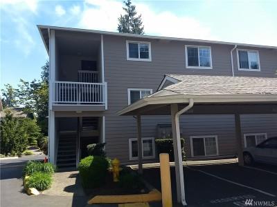Shoreline Condo/Townhouse For Sale: 1144 N 198th St #E301