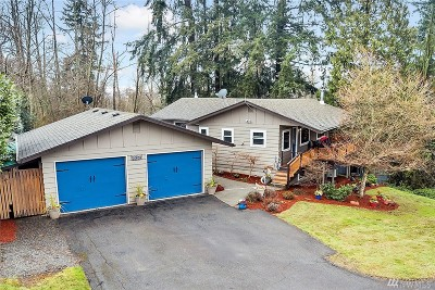 Snohomish Single Family Home For Sale: 6628 63rd St SE