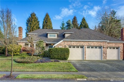 Bellevue Single Family Home For Sale: 13900 SE 64th St