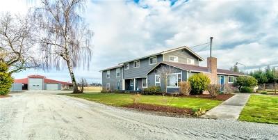 Mount Vernon Single Family Home For Sale: 17302 Britt Rd