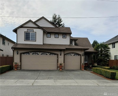 Kent Single Family Home For Sale: 11619 SE 219th Place
