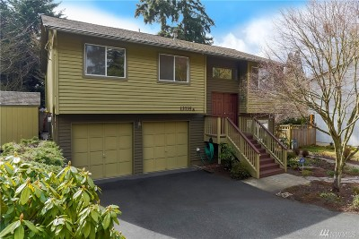 Seattle Single Family Home For Sale: 13735 Corliss Ave N #A
