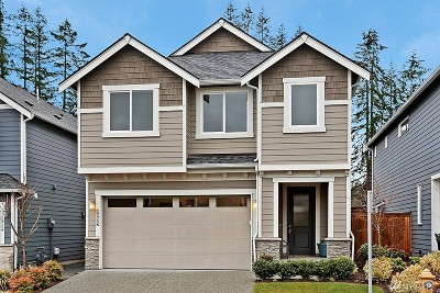 Bothell Condo/Townhouse For Sale: 19424 Meridian Ave S