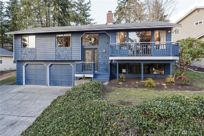 Kirkland Single Family Home For Sale: 8014 NE 112th St