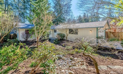 Redmond Single Family Home For Sale: 8104 134th Place NE