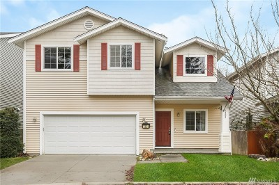 Lynnwood Condo/Townhouse For Sale: 1305 142nd St SW