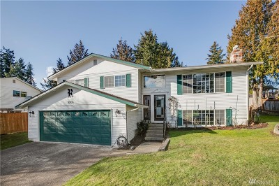 Mukilteo Single Family Home For Sale: 5205 87th Place SW