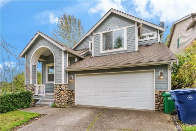 Woodinville Single Family Home For Sale: 17260 128th Place NE