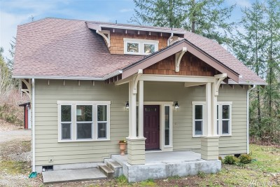 Olympia WA Single Family Home For Sale: $639,900