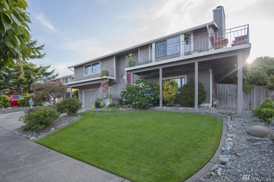 Tacoma Single Family Home For Sale: 3852 Commencement Bay Dr