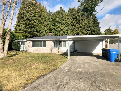 Lacey Single Family Home Pending Inspection: 4806 18th Ave SE