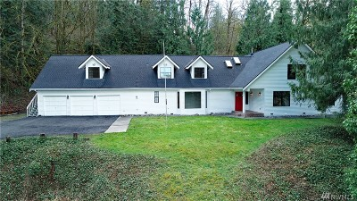 Auburn Single Family Home For Sale: 21633 358th St SE