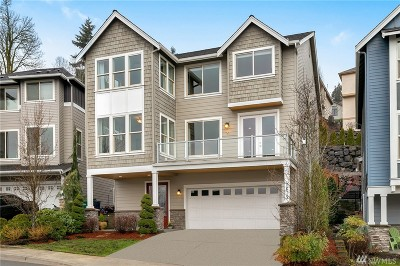 Issaquah Single Family Home For Sale: 2673 NW Pine Cone Place