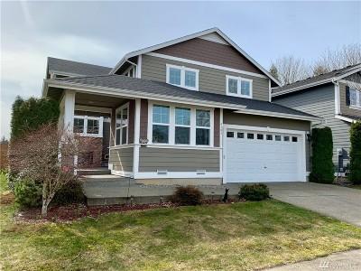 Lacey Single Family Home Pending Inspection: 4105 Pilatus Ave SE