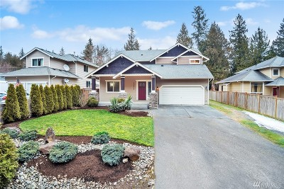 Stanwood Single Family Home For Sale: 13831 76th Ave NW