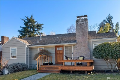 Seattle Single Family Home For Sale: 5742 59th Ave NE