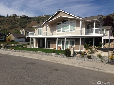 Chelan County Single Family Home For Sale: 100 Jacob Place