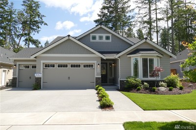 Lacey Single Family Home For Sale: 4240 Bogey Dr NE #Lot41