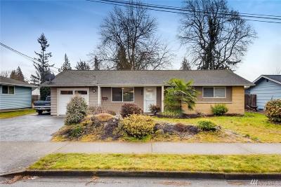 Auburn Single Family Home For Sale: 606 21st St SE