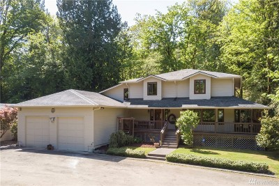Port Orchard Single Family Home For Sale: 9442 SE Glendale St