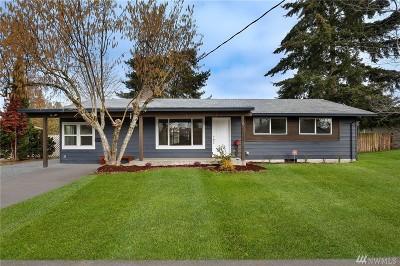 Auburn Single Family Home For Sale: 1015 19th St SE