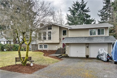 Kirkland Single Family Home For Sale: 12217 NE 139 Place