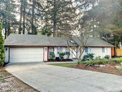 Lacey Single Family Home For Sale: 1702 Carpenter Ct SE