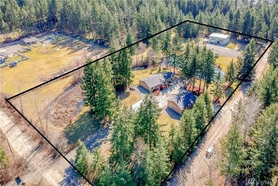 Graham WA Single Family Home For Sale: $549,999