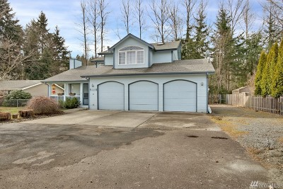 Lake Tapps Single Family Home For Sale: 5118 W Tapps Dr E