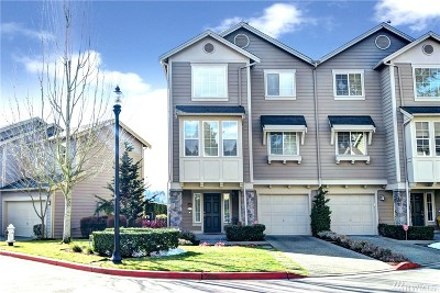 Bothell Single Family Home For Sale: 18717 101st Ave NE #15